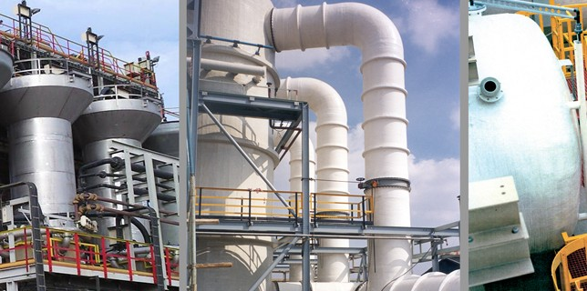 IP Corporation Corrosion Resins
